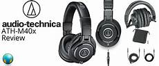 audio technica ath m40x review m series minisite