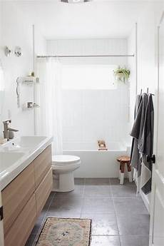 Aesthetic Small Bathroom Ideas by Our Guest Bathroom The Reveal Almost Makes