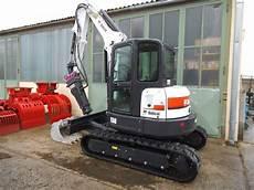 used bobcat e50 mini excavators