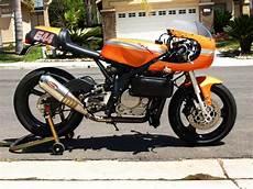 Honda Xr650 Cafe Racer