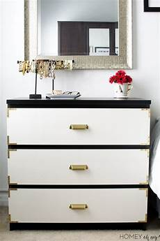 Caign Style Dresser Ikea Malm Makeover Homey Oh My