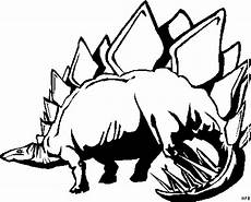 Ausmalbilder Dinosaurier Stegosaurus Dinosaurier Stegosaurus Ausmalbild Malvorlage Tiere