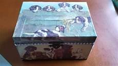 mis cajas decoradas mis manualidades mis regalos youtube