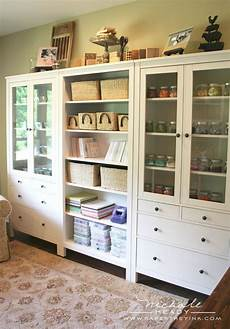 craft cabinets craft room pinterest