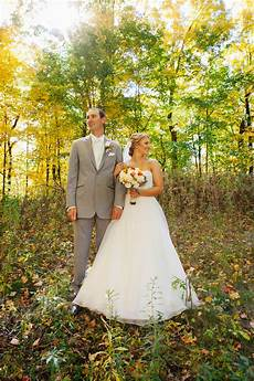 a beautiful fall outdoor wedding in minneapolis wes eisenhauer