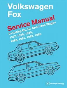 buy car manuals 1987 volkswagen fox electronic valve timing front cover vw volkswagen fox service manual 1987 1993 bentley publishers repair