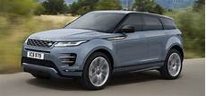 here s how the new range rover evoque compares to its
