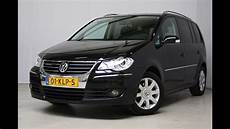 Volkswagen Touran Highline - volkswagen touran 1 9 tdi bluemotion highline 2010