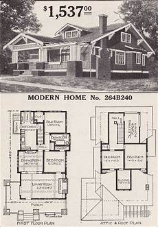 sears craftsman house plans sears craftsman style house modern home 264b240 the