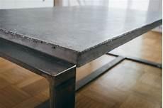 tisch mit steinplatte ghostbastlers tischplatte aus beton