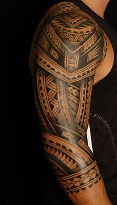 Tatouage Tahitien Homme