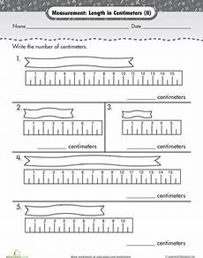 measurement worksheets grade 2 centimeters 1352 measurement length in centimeters with images math measurement measurement worksheets