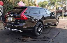 2017 Volvo V90 Cross Country Review The Torque Report