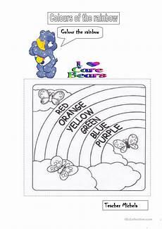 colors of the rainbow worksheets 12805 24 free esl rainbow worksheets