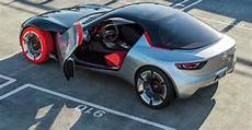2019 opel gt 2018 2019 opel gt concept concept coupe from r 252 sselsheim