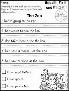 writing sentence worksheets kindergarten 22192 complete or incomplete sentences read each sentence and decide if the sentence is complete or