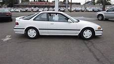 1992 acura integra white stock tr11263 youtube