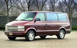 1996 Chevrolet Astro  Overview CarGurus