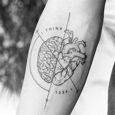 120 realistic anatomical heart tattoo designs for men