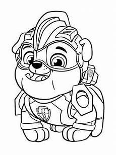 Quiver Malvorlagen N De 24 Ausmalbilder Paw Patrol Mighty Pups