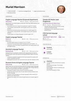language teacher resume exle and guide for 2019