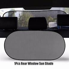 Sale Black Car Window Sun Shade Car Windshield Visor