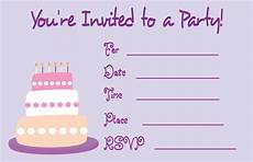 free printable birthday invitation cards templates printable birthday cards printable invitation cards