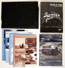 free auto repair manuals 1993 ford f150 user handbook 2010 ford f150 owners manual ebay