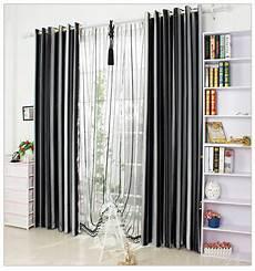 rideaux rayes gris et blanc achetez en gros gris et noir rideaux en ligne 224 des
