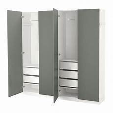 pax wardrobe 200x38x201 cm ikea
