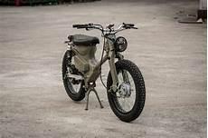 Modifikasi Motor Bebek Jadi Sepeda by Kreatif Modifikasi Honda Bekjul Tua Jadi Motor Listrik