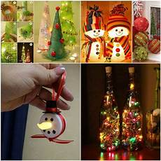 Decorations To Make Yourself 13 lighted decorations that you can make yourself
