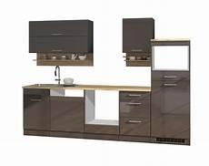 Küchenblock Ohne Elektrogeräte - k 252 chenzeile ohne ger 228 te einbauk 252 che ohne elektroger 228 te
