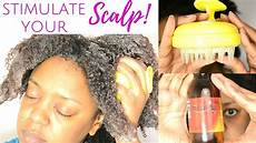 hair growth 3 ways to stimulate your scalp the curly closet youtube