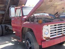 1978 FORD F600 DUMP TRUCK For Sale  Ford Other