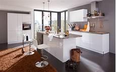 Küche Inklusive Montage - einbauk 252 che alpha lack in hochglanz bei