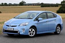 Toyota Prius Hatchback From 2009 Used Prices Parkers