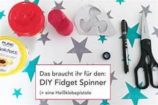 Fidget Spinner Selber Bauen Vorlage - coole bastelidee f 252 r kinder teenies diy fidget spinner