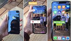 iphone xr dynamic wallpaper not working iphone x in black white spotted in the running a
