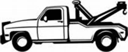 Clip Art Of Tow Truck U16586307  Search Clipart