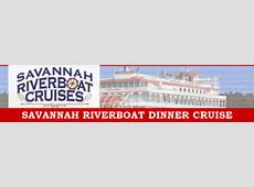 Savannah Dinner Cruise Discount Tickets