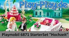 Playmobil Ausmalbilder Hochzeit Playmobil 6871 Starterset Hochzeit Unboxing