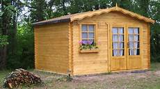 construction d un abri de jardin en bois