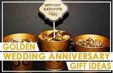 golden wedding anniversary gift ideas for the ones you
