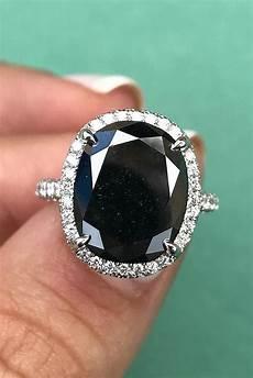 36 unique black diamond engagement rings oh so