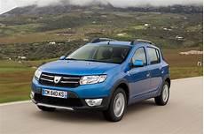 Dacia Stepway Sandero Vehicle Information Renault