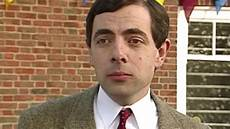 Mr Bean - sad moment mr bean s car destroyed by tank mr bean