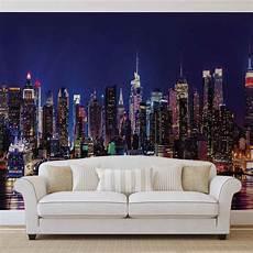 poster mural new york new york city wall paper mural buy at europosters