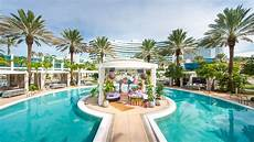 visiting the best miami hotel pools with day passes