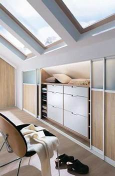 meuble pour comble dressing sous pente sans souci pour sa d 233 co chambre